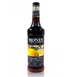 Monin Lemon Tea Concentrate X 750 Ml