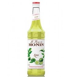 Monin Lime Syrup X 750ml