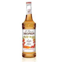 Monin Maple Spice Syrup X 750 Ml