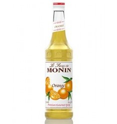 Monin Orange Syrup X 750ml
