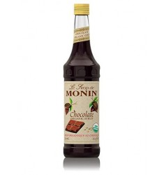 Monin Organic Chocolate Syrup X 750ml