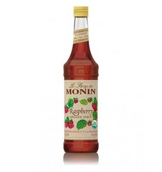Monin Organic Raspberry Syrup X 750ml