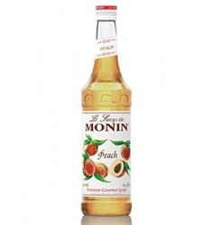 Monin Peach Syrup X 750ml