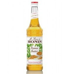 Monin Peanut Butter Syrup X 750ml