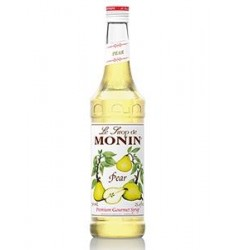 Monin Pear Syrup X 750ml