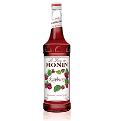 Monin Raspberry Syrup (750ml)