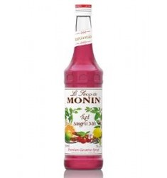 Monin Red Sangria Mix Syrup X 750 Ml