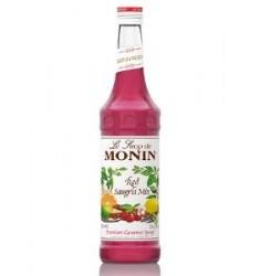 Monin Red Sangria Mix Syrup X 750 Ml
