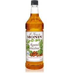Monin Roasted Hazelnut Syrup X 1litre