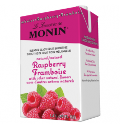 Monin Smoothie Raspberry Mix X 46oz