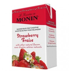 Monin Smoothie Strawberry Mix X 46oz