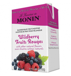Monin Smoothie Wildberry Mix X 46oz