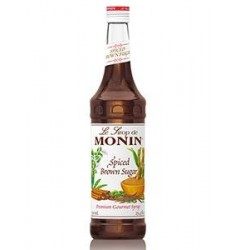 Monin Spiced Brown Sugar Syrup X 750ml