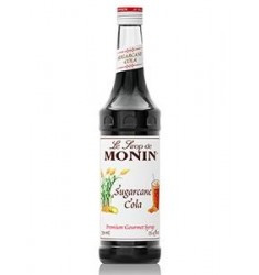 Monin Sugarcane Cola Syrup X 750ml
