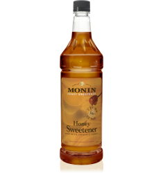 Monin Sweetener Honey X 1litre
