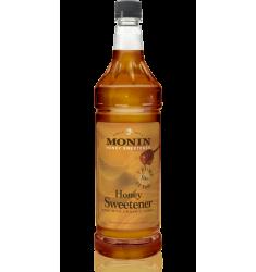 Monin Sweetener Honey X 1litre