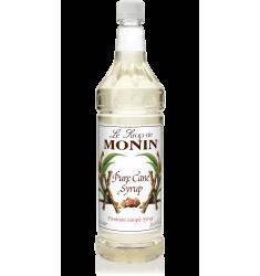 Monin Sweetener Pure Cane Sugar X 1litre