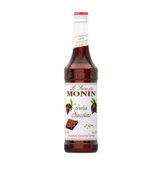Monin Swiss Chocolate Syrup X 750ml