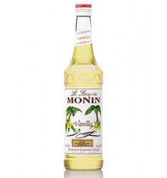 Monin Vanilla Syrup X 750ml