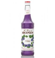 Monin Violet Syrup X 750ml
