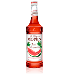 Monin Watermelon Classic Syrup X 750ml