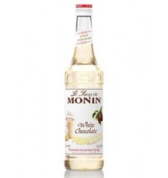 Monin White Chocolate Syrup X 750ml