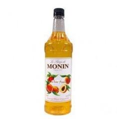 Monin White Peach X 1l